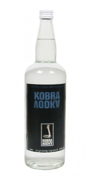 Kobra Vodka 37,5%